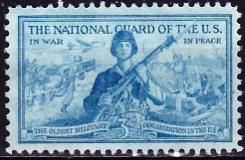 Timbre: Hommage à la Garde Nationale