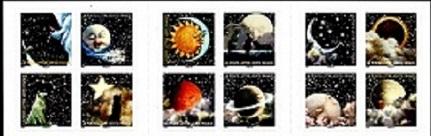timbre: Correspondances  planetaires