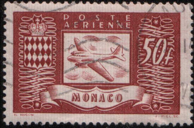 Timbre: Douglas DC 3