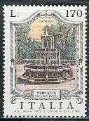 Timbre: Fontaines di palazzp Doria