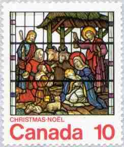 Timbre: Christmas Noel:Nativity