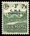 Timbre: COLIS POSTAL REMBOURSEMENT (viaduc de Garabit)