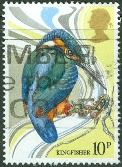 Timbre: Kingfisher
