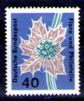 Timbre: Panicaut maritime bloc de 4 timbres avec Bdf
