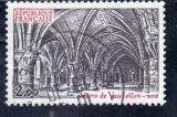 Timbre: Abbaye de Vaucelles