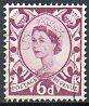 Timbre: Reine Elizabeth II, émission Ecosse