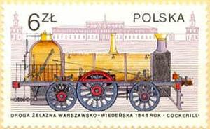 Timbre: Locomotive Cockeril