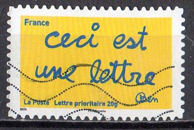 Timbre: Ceci est une lettre.(nb2)