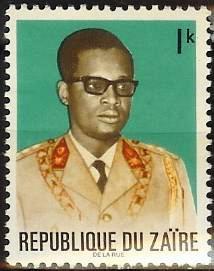 Timbre: Mobutu