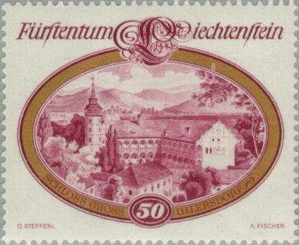 Timbre: Château de Grossullersdorf