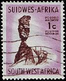 Timbre: Finger rock  (Mukurob Namibie)