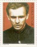 Timbre: Père Jerzy Popieluszko
