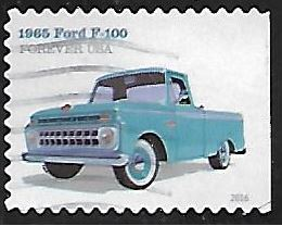 Timbre: Ford F-100 1965 - (ND droite)