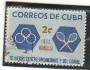timbre: 9° jeux sportifs :Tennis