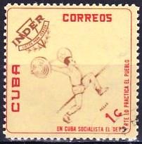 timbre: Poids et haltères