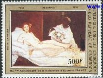 timbre: Manet : Olympia