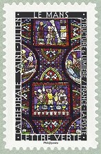 Timbre: Structure et lumière - Cathedrale St Julien - Le Mans