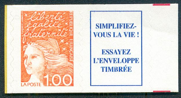 Timbre: France