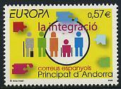 Timbre: EUROPA (Esp)