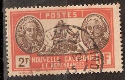 Timbre: Bougainville et La Pérouse