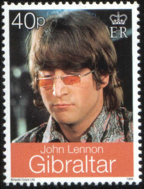 Timbre: John Lennon 1940 1980