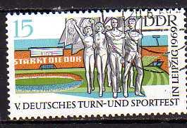 Timbre: Fête sportive