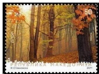 Timbre:   la forêt