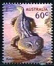 Timbre: Animal prehistorique      (non adhésif)