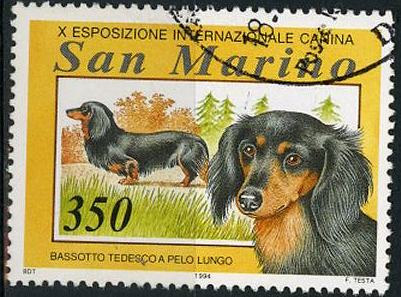 Timbre: Expo canine