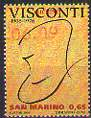 Timbre: Hommage à Luchino Visconti, cinéaste