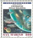 Timbre: Science-fiction : Chroniques de la galaxie