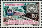 timbre: Traversée du Mayombe