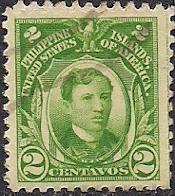 timbre: José Rizal