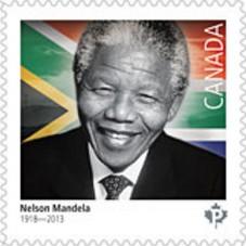 Timbre: Nelson Mandela - adh - voir note  *1*