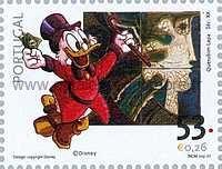 Timbre: Walt Disney - Picsou
