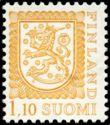 timbre: Heraldic Lion /  Héraldique
