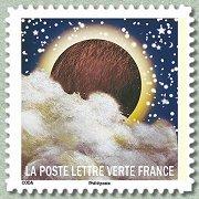 Timbre:  Correspondances Planétaires