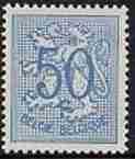 Timbre: Lion heraldique