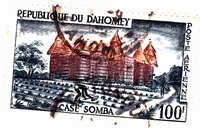 Timbre: Case Somba