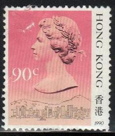 Timbre: Elisabeth II