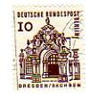 timbre: Château de Dresde