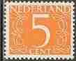 timbre: Série courante (5 ex)
