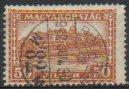 timbre: Palais royal à Budapest