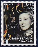 timbre: Jeanne Lanvin