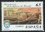 timbre: Bataille de Tenerife