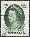 timbre: Visite royale