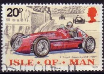 timbre: Maserati 4 CLT