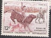 timbre: Rodéo de Pouembout