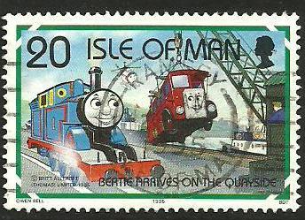 timbre: Conte: le rêve de Thomas la locomotive