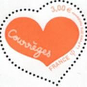 timbre: Coeur de Courrèges